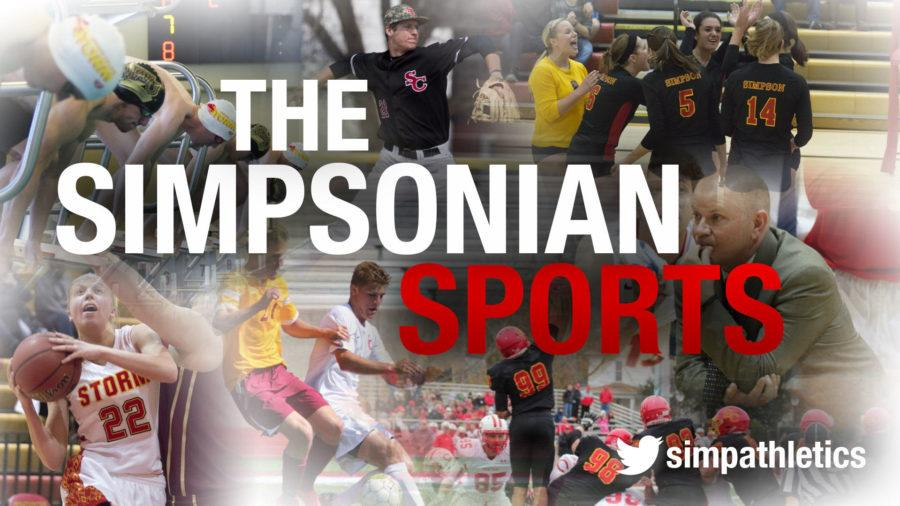 Simpson Sports Weekend in Review | Apr. 15-16