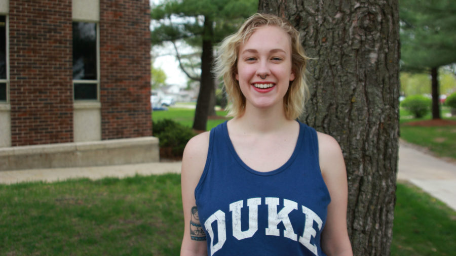 Senior Spotlight: Tricia Ingram