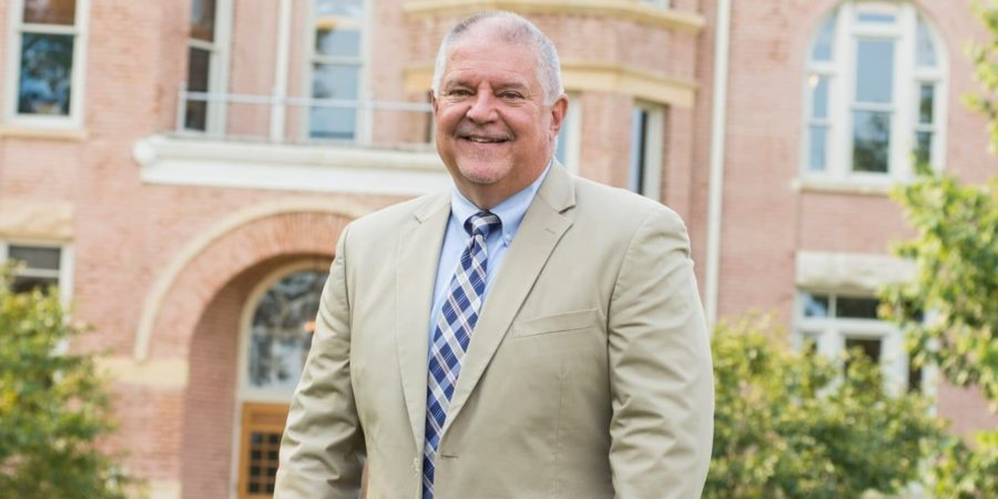 President Simmons announces interim VP, academic dean