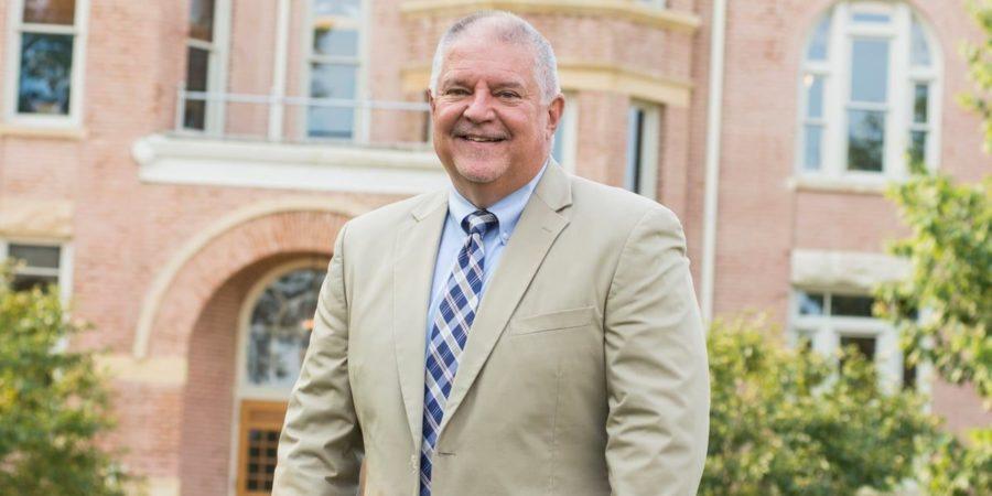 President+Simmons+announces+interim+VP%2C+academic+dean