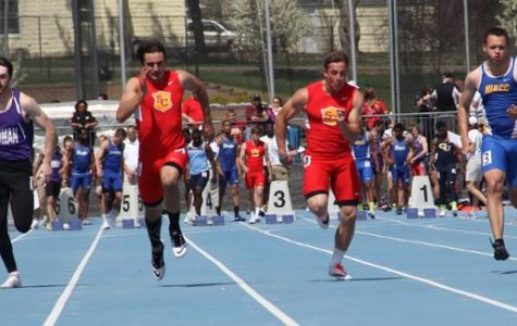 Track and field teams close productive weekend at Jim Duncan