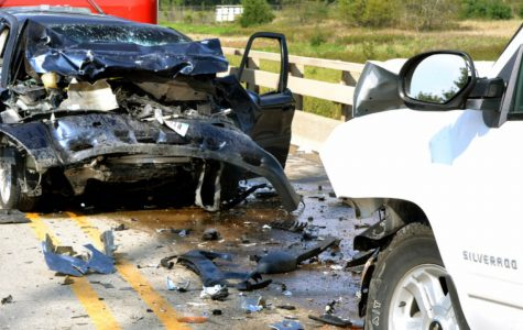 Simpson baseball player involved in serious head-on collision