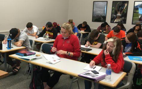 Some freshmen unsure about information-heavy SC programming