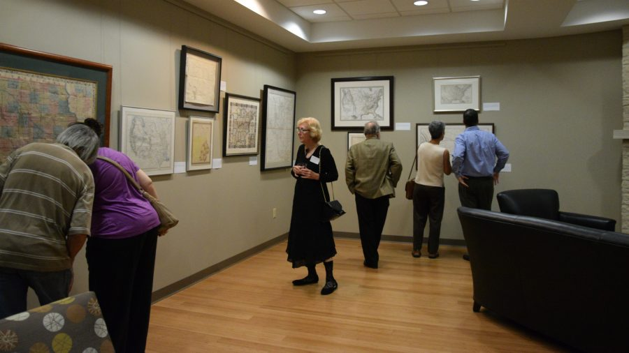 Expert speaks about Iowa's history through maps