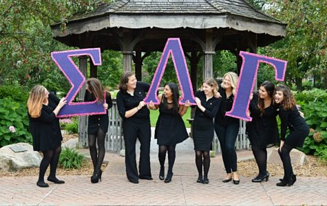 Sigma Lambda Gamma flourishes after setbacks