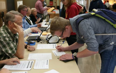 Potential voter ID law in Iowa could affect college students
