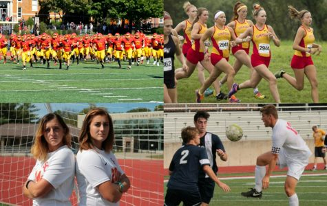 Here's a look at standout moments in fall athletics