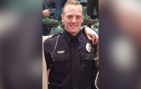 Police department honors fallen officer on his birthday