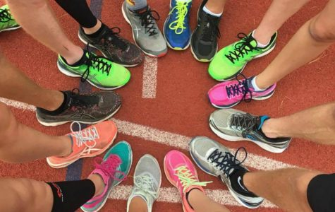 Runners know their shoes