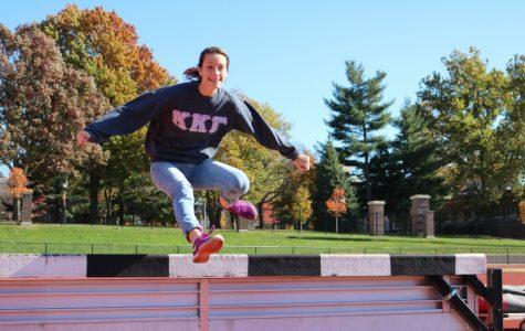 How Simpson students balance Greek life, athletics