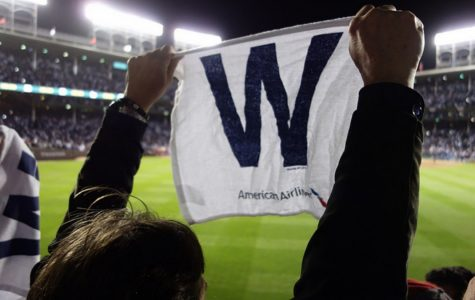 Cubs win one for the history books