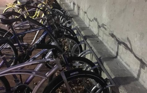 Increasing bike thefts cause growing concern for students