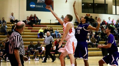 Junior Sam Amsbaugh continues to grow his game