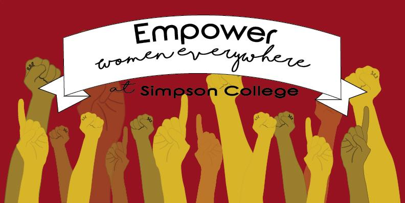 Simpson takes on EPIC Challenge to promote leadership of women