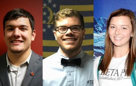 Sophomore president sworn in; senators elected after glitch
