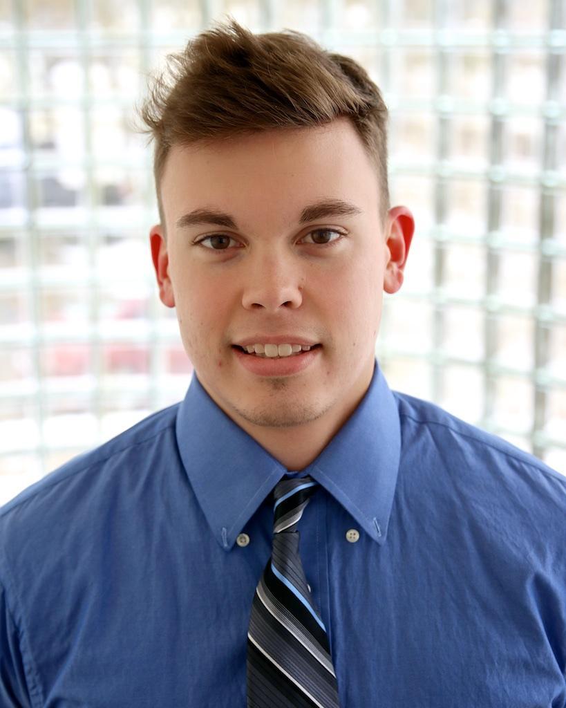 Hunter Hillygus, Sports Editor