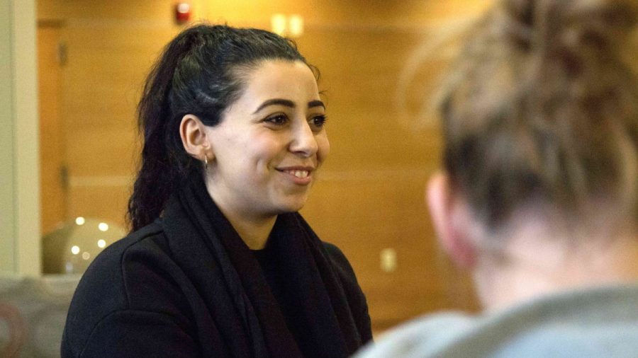 International students transition to small-town Simpson