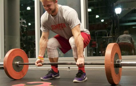 50 reps? Not a problem, these Storm football players say
