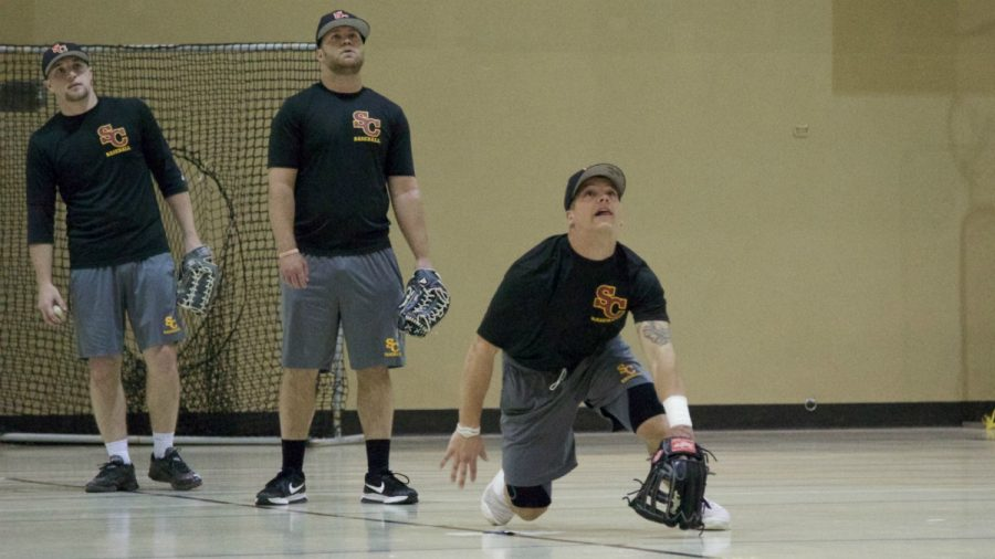 Simpson baseball has positive outlook for the season