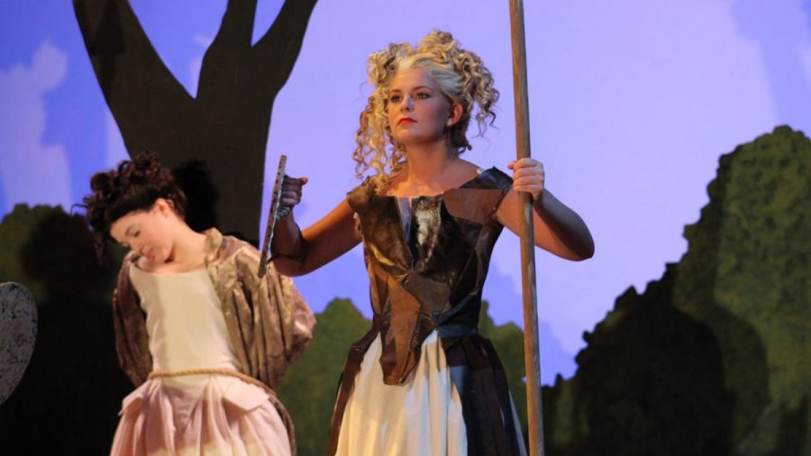 Theatre Simpson celebrates women's rights with 'Playhouse Creatures'
