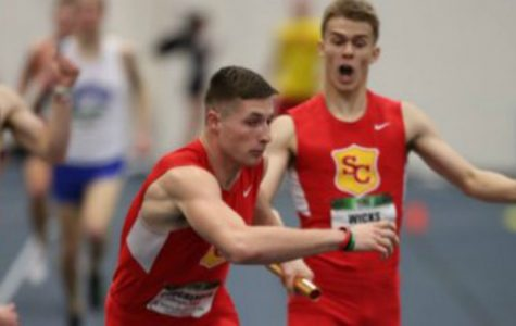 4×400-meter relay team earns All-America honors at nationals