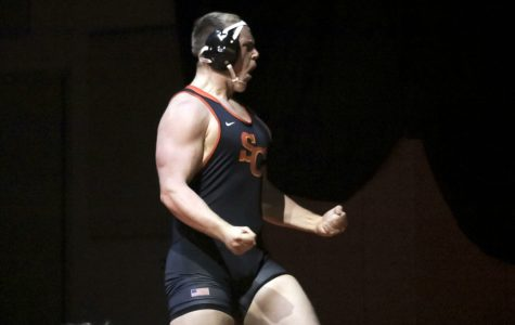 2 wrestlers place fourth at NCAA Regional Championship meet
