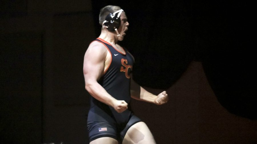 2+wrestlers+place+fourth+at+NCAA+Regional+Championship+meet