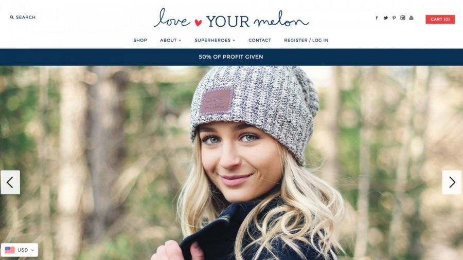 Editorial  What s to love about Love Your Melon  – The Simpsonian 4b06f2d089e