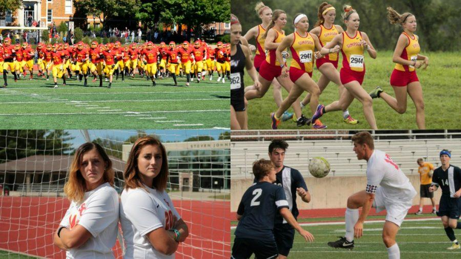 The calm before the storm: A preview of fall sports