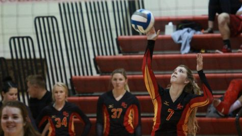Storm volleyball continues to gain valuable experience