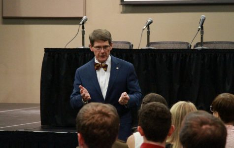 Simmons, SGA hold Q&A session amid rumors concerning budget