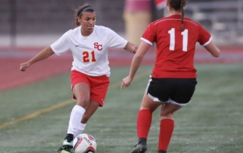 Women's soccer team 'on the attack'; shows promising future
