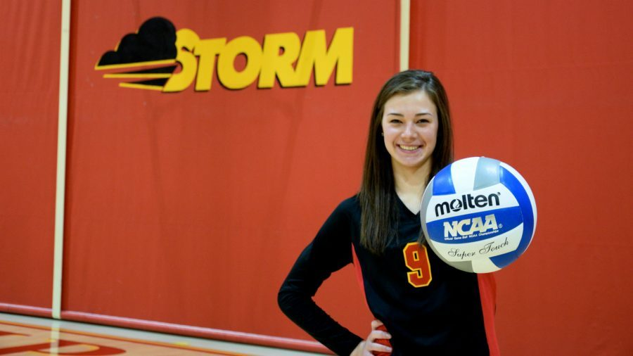 Luth+joins+Elite+Company+for+Storm+volleyball