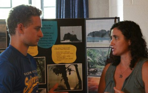 A world of fun encapsulated at annual Study Abroad Fair