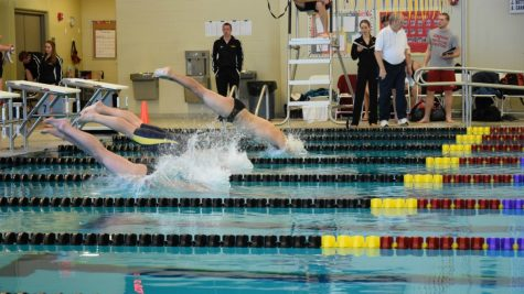 Young swimmers hope to push expectations