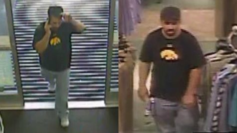 Police seek man who didn't get 'Iowa nice' memo, stole wallet