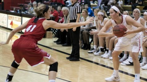 Dominant second-quarter catalyzes Storm victory over Iowa Wesleyan