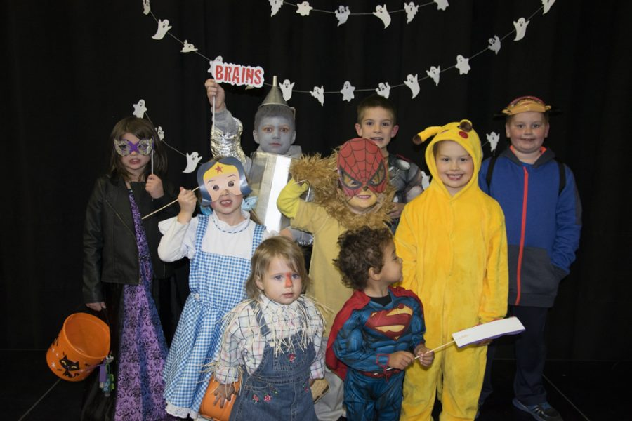 Community comes together for another year of tricks, treats