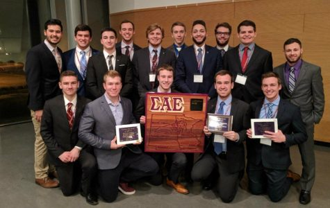 SAE continues to excel with recent prestigious awards