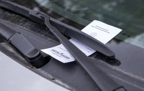 SGA, campus security look to curb parking ticket quagmire