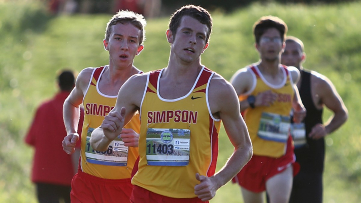 Members of the cross-country teams are headed to Minnesota to compete in the Central Region Championships on Saturday, hoping to put an exclamation point on their big achievements so far this season. (Photo: Jayde Vogeler/The Simpsonian)