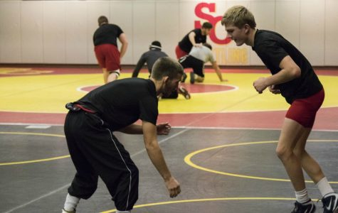 Strong performances fall short for Storm wrestling