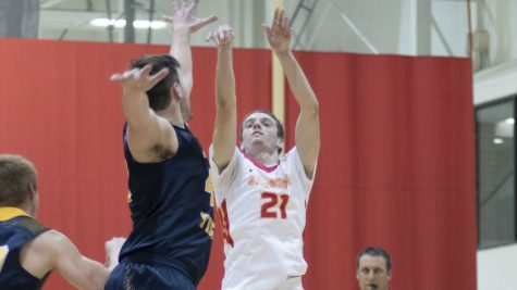 Hedrick's buzzer-beater, Bosworth's 25-points pushes Storm past Luther in OT