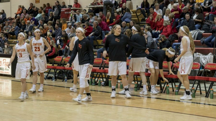 Storm women's basketball bounces back after loss to Wartburg