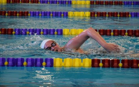 Storm swim team ends season at Liberal Arts Championships