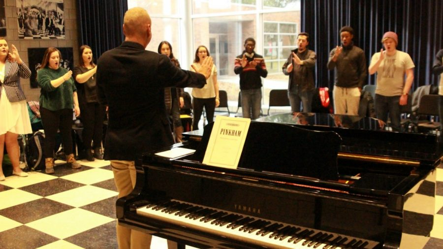 Master's program in choral conducting begins this summer
