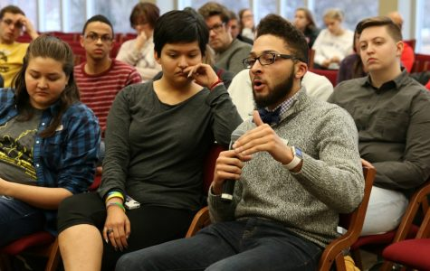 Concerned students vent frustration at heated open forum