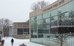 Snowfall makes for a week of winter wonderland at Simpson