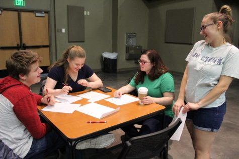 RLC hosts food insecurity simulation, educates students on poverty