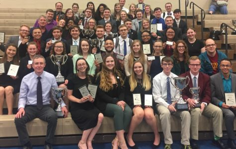 Speech & debate team reclaims national championship